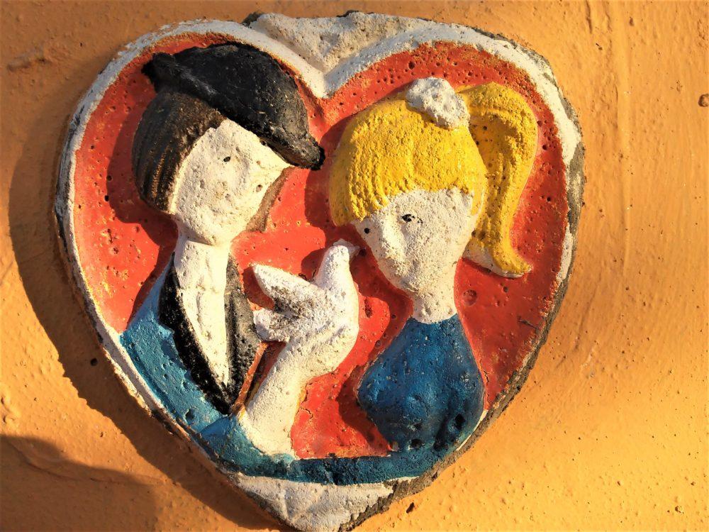pozytywne myślenie miłość I