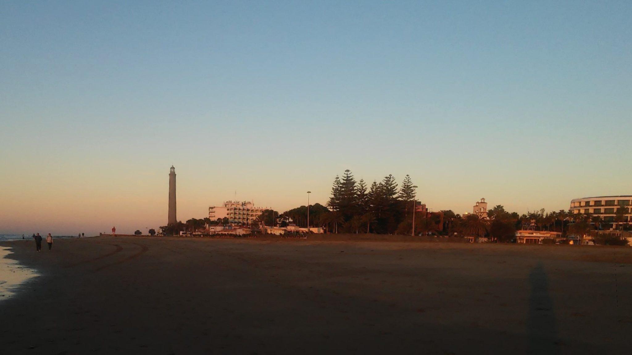 Faro de Maspalomas,