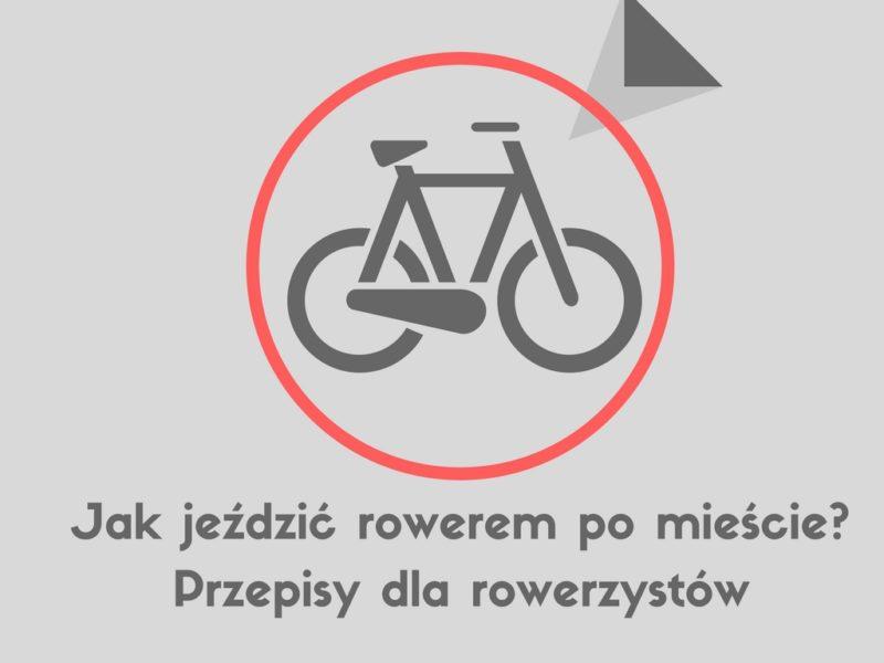 Jak jeździć rowerem
