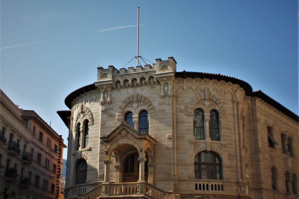 Pałac Sprawiedliwości w Monako