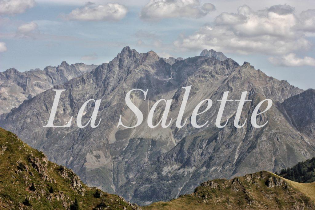 La Salette alpy francuskie