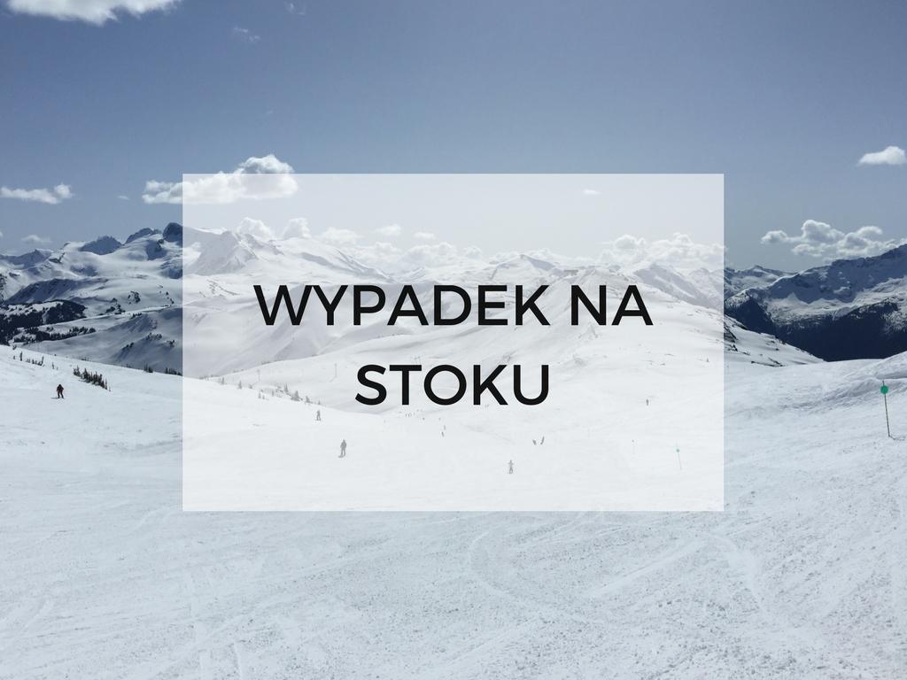 odpowiedzialność za wypadek na stoku narciarskim