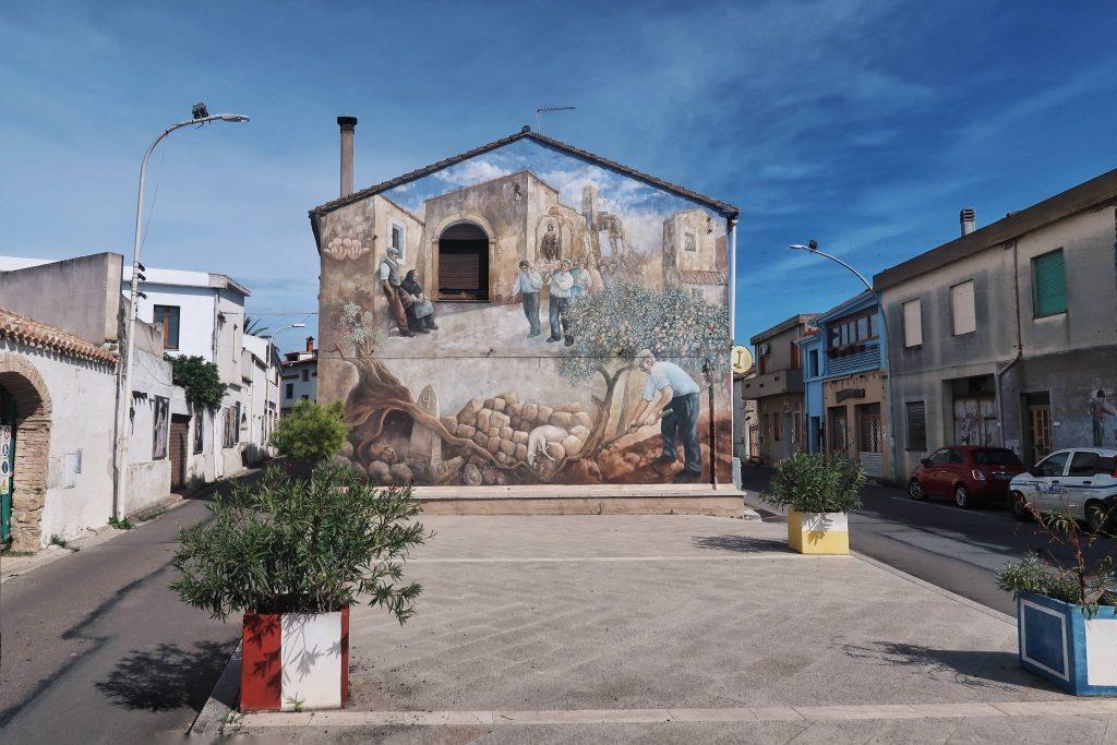 Sardynia San Sperate