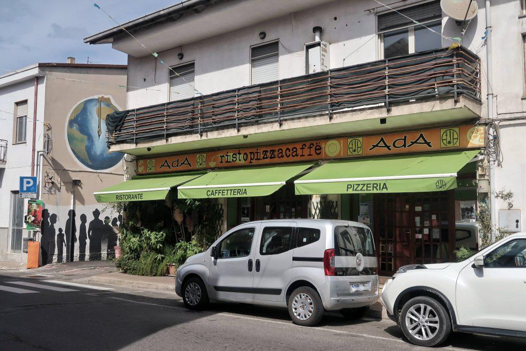 Restauracja Ada w San Sperate