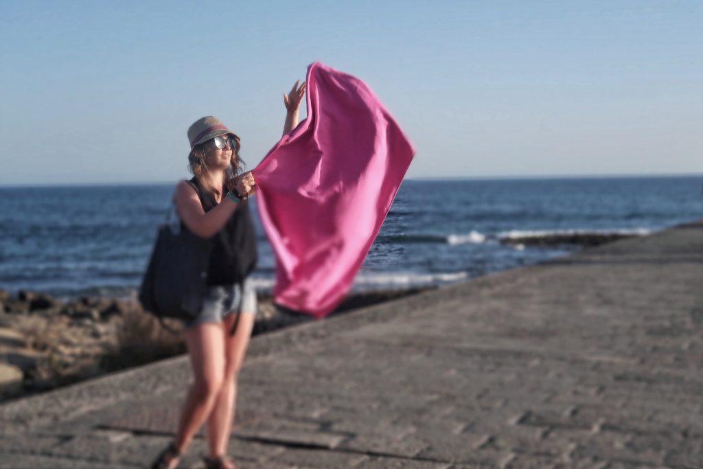 Gran Canaria - pomost