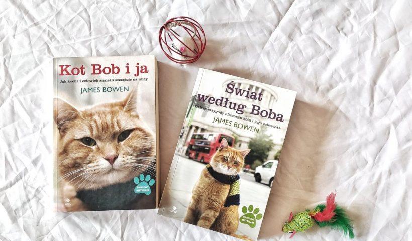 Kot Bob i ja, Świat według Boba