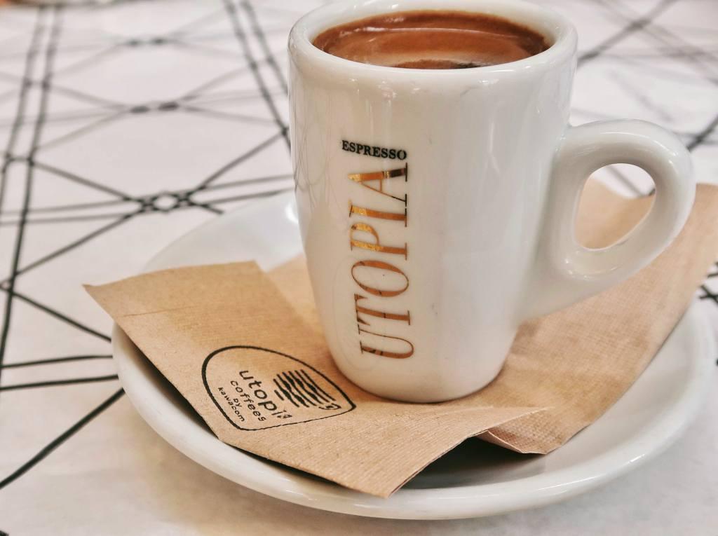 kawa po grecku