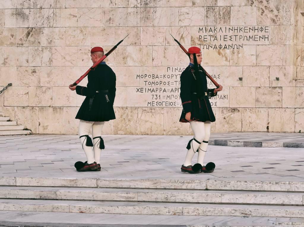 Syntagma zmiana warty