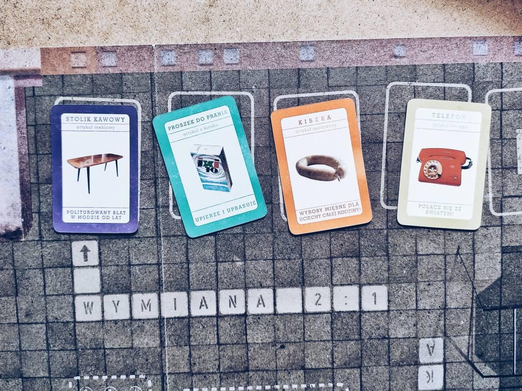 kolejka gry planszowe