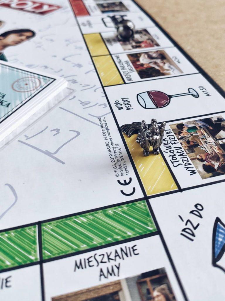 monopoly teoria wielkiego podrywu